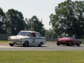 Lotus Cortina at speed